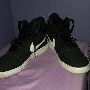 Nike Shoes - Black & White Nikes